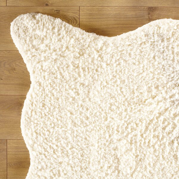 Shear Softness Ivory Rug by Birch Lane Kids™