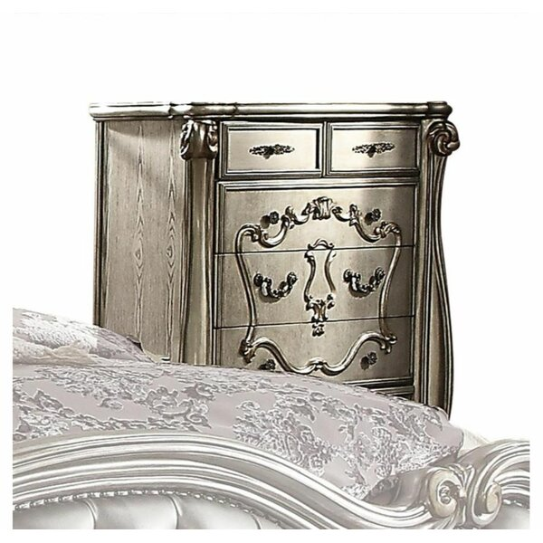 Carpio 5 Drawer Chest by Astoria Grand