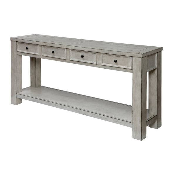 Janousek Console Table by Alcott Hill