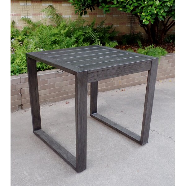 Sheppard Patio Side Table by Union Rustic