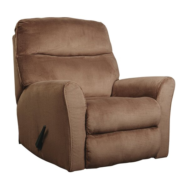 Mcfarren Manual Rocker Recliner [Red Barrel Studio]