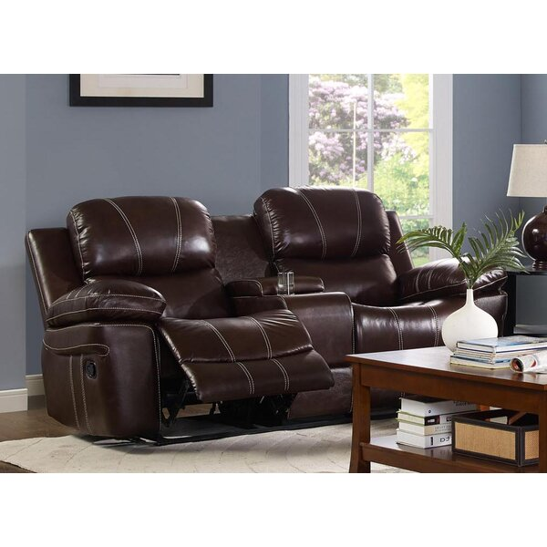 Mcelhaney Motion Reclining Loveseat by Latitude Run
