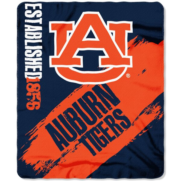NCAA Painted Fleece Throw by Northwest Co.