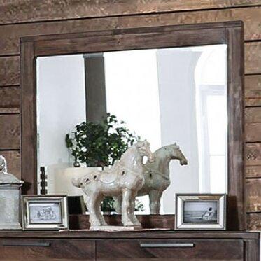 Natalie Rectangular Dresser Mirror by A&J Homes Studio
