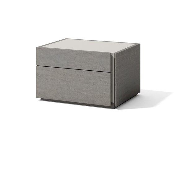 Sintra 2 Drawer Nightstand by J&M Furniture