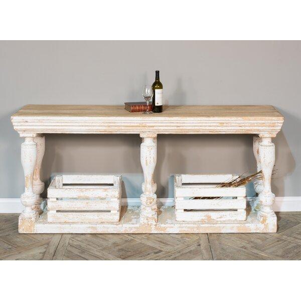 Sarreid Ltd White Console Tables