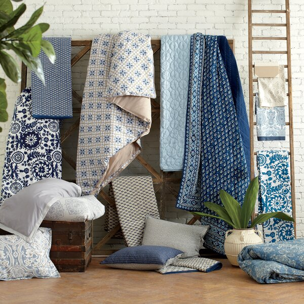 Jacobs Teal Bedding Collection