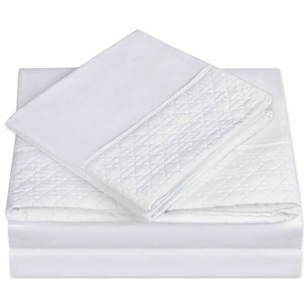 Greenpoint Soft Coziest 1500 Thread Count Sheet Set by Red Barrel Studio
