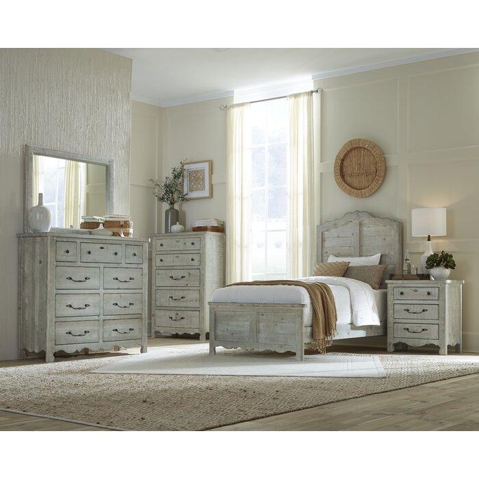 Jeffery Standard Configurable Bedroom Set
