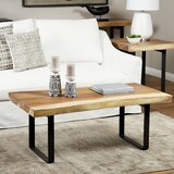 Riedel Coffee Table by Union Rustic