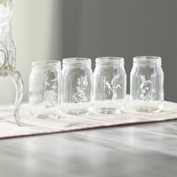Meadow Drinking Jar by Lark Manor
