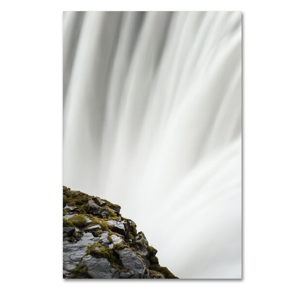 White Edited by Philippe Sainte-Laudy Photographic Print on Wrapped Canvas by Trademark Fine Art