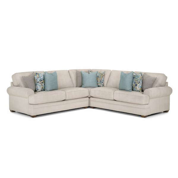 Zareen Sectional by Darby Home Co