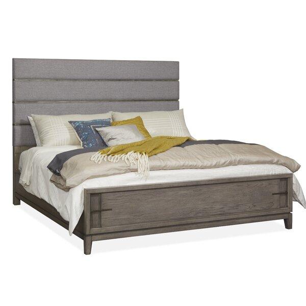 Eichhorn Complete Upholstered Standard Bed by Brayden Studio