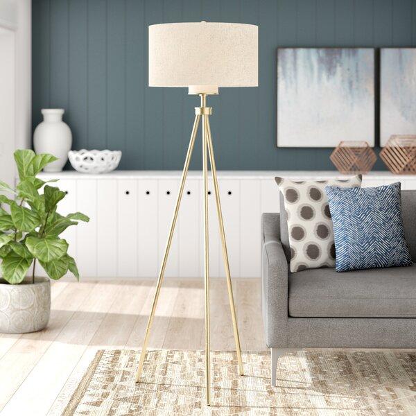 Beland 66 Tripod Floor Lamp by Langley Street