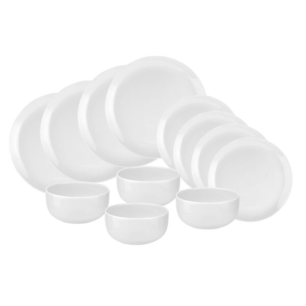 Choices 12 Piece Dinnerware Set, Service for 4 by Portmeirion