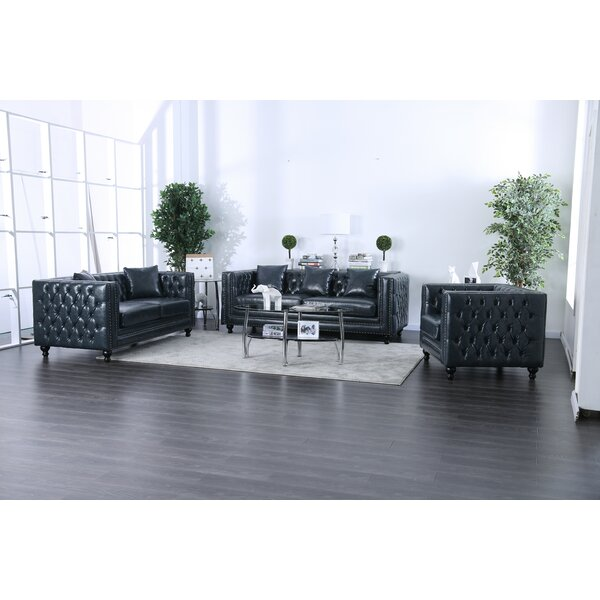 Azuela Configurable Living Room Set by Rosdorf Park