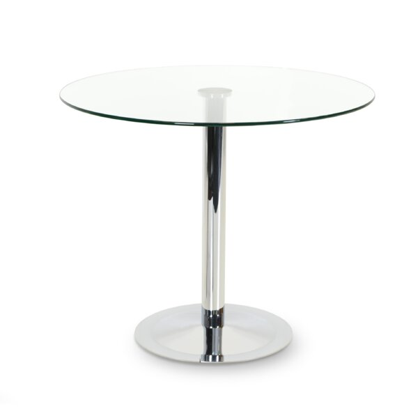 Lady Round Base Counter Height Dining Table by sohoConcept