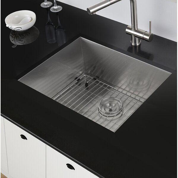 Nesta 23 L x 18 W Undermount Kitchen Sink by Ruvati