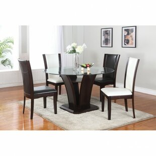 Bruening 5 Piece Dining Set By Latitude Run