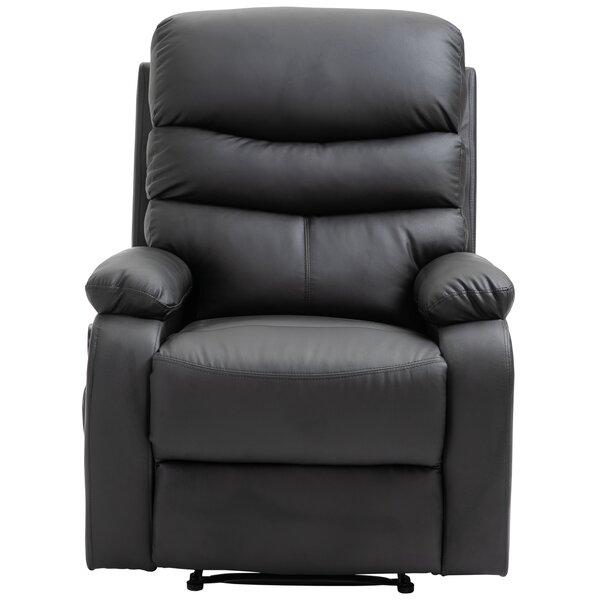 Reclining Heated Massage Chair By Ebern Designs