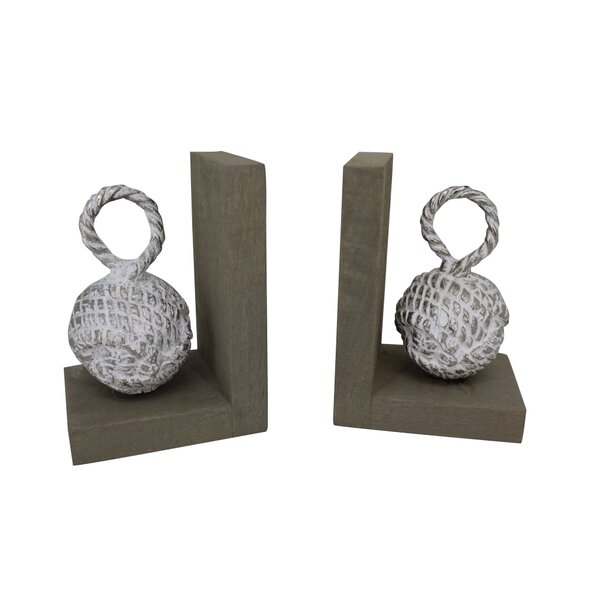 Bookends (Set of 2) by Longshore Tides