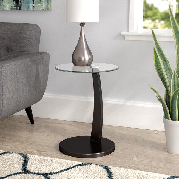 Baumgardner End Table by Ebern Designs