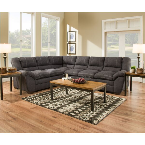 Isadora Sectional by Winston Porter