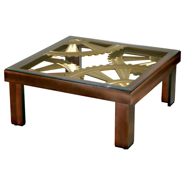 Gears Coffee Table by Nova of California