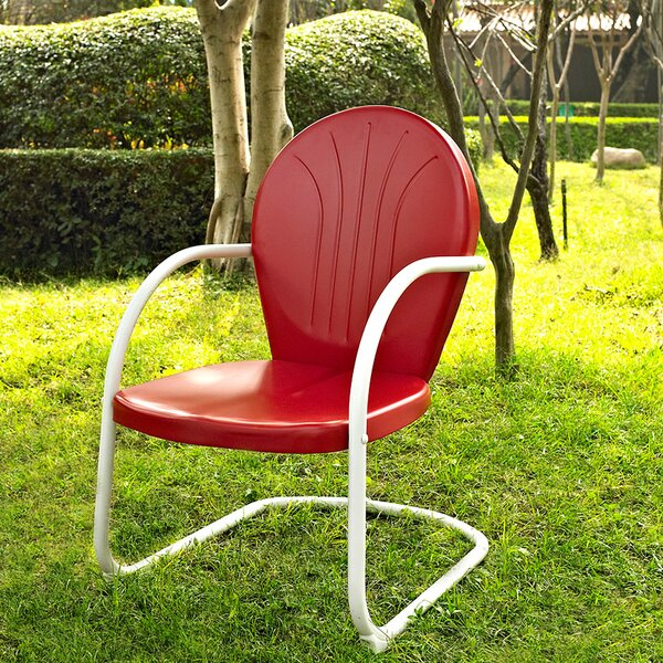 Mciver Patio Dining Chair by Mercury Row