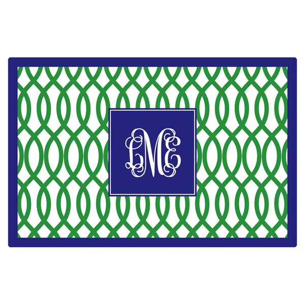 Gables Placemat (Set of 4) by Kelly Hughes Designs
