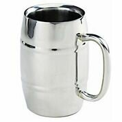 Cuisinox 16 Oz. Stainless Steel Beer Stein by Cuis