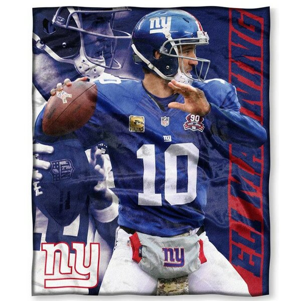 NFL Player Throw Blanket by Northwest Co.