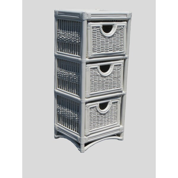 Cabery 3 Drawer Accent Chest