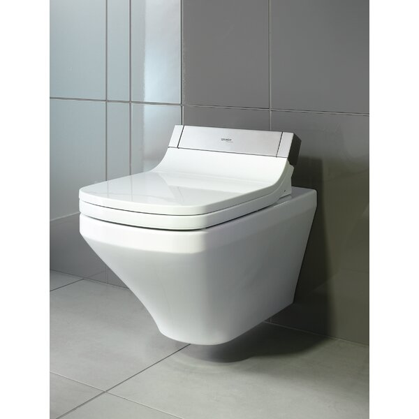 DuraStyle Wall Mounted Washdown Model 1.6 GPF Elongated Toilet Bowl by Duravit