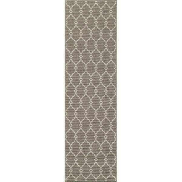 Halliday Taupe Area Rug By Beachcrest Home.