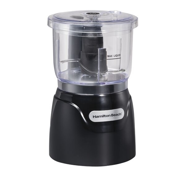 3-Cup Stack and Press Chopper by Hamilton Beach