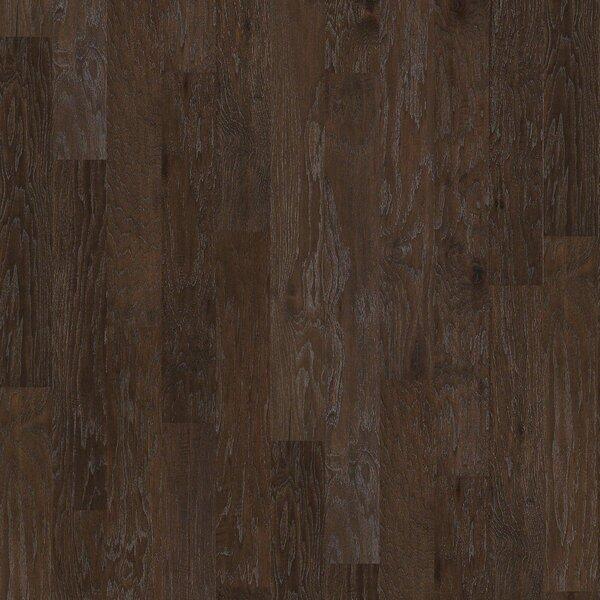 Blackburn 5 Engineered Hickory Hardwood Flooring in Dover by Shaw Floors