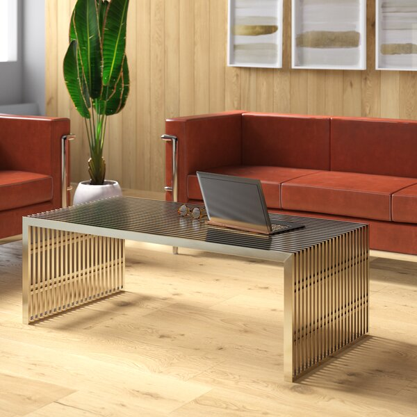Amici Coffee Table By Nuevo