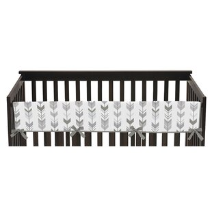 Order Mod Arrow Crib Rail Guard Cover By Sweet Jojo Designs