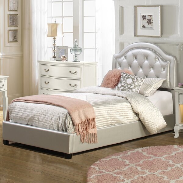 Cindy Panel Bed by Viv + Rae
