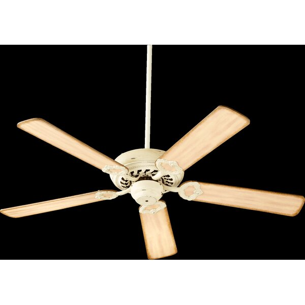 52 Deweese Traditional 5-Blade Ceiling Fan by Three Posts