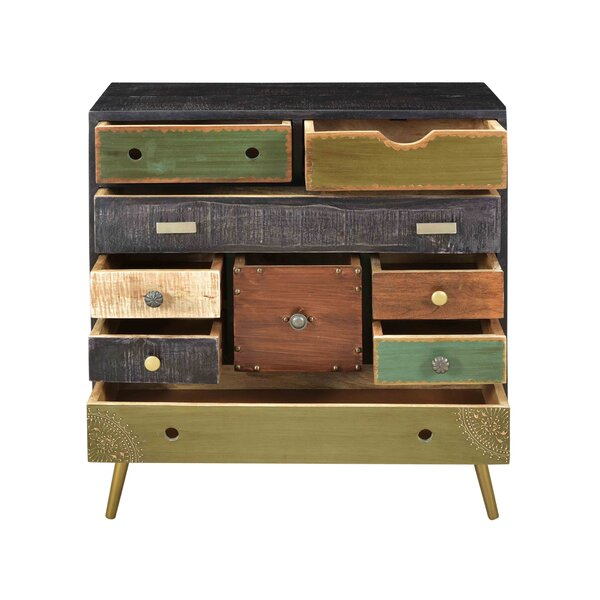 Sperling 9 Drawer Accent Chest by Breakwater Bay Breakwater Bay