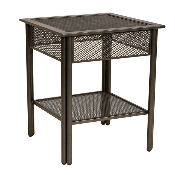 Jax Side Table by Woodard