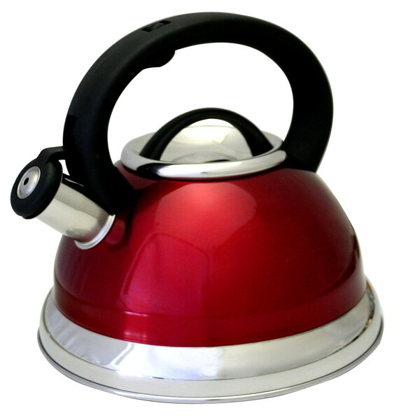 3 Qt. Whistling Tea Kettle by Prime Pacific