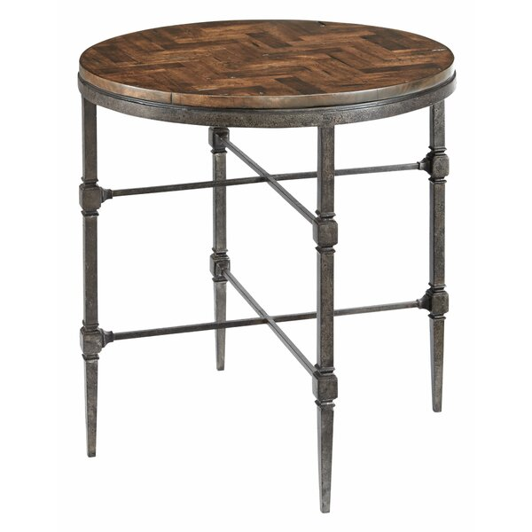Everett End Table by Bernhardt