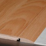 0.75 x 2.25 x 78 Red Oak Overlap Reducer in Saddle by Armstrong Flooring