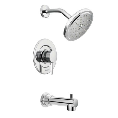 Shower Faucet Tub Chrome photo