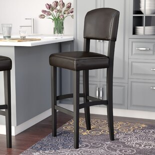 Inexpensive Caldwell Bar & Counter Stool by Red Barrel Studio