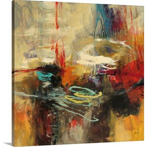 'Instinctual Beauty II' by Randy Hibberd Painting Print on Canvas by Great Big Canvas